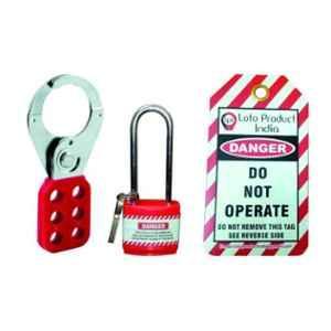 India Loto SK26 Vinyl Basic Lockout Kit