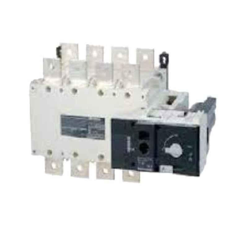 Socomec ATyS t 125A  Remotely Operated Switch, 95434012SLVR