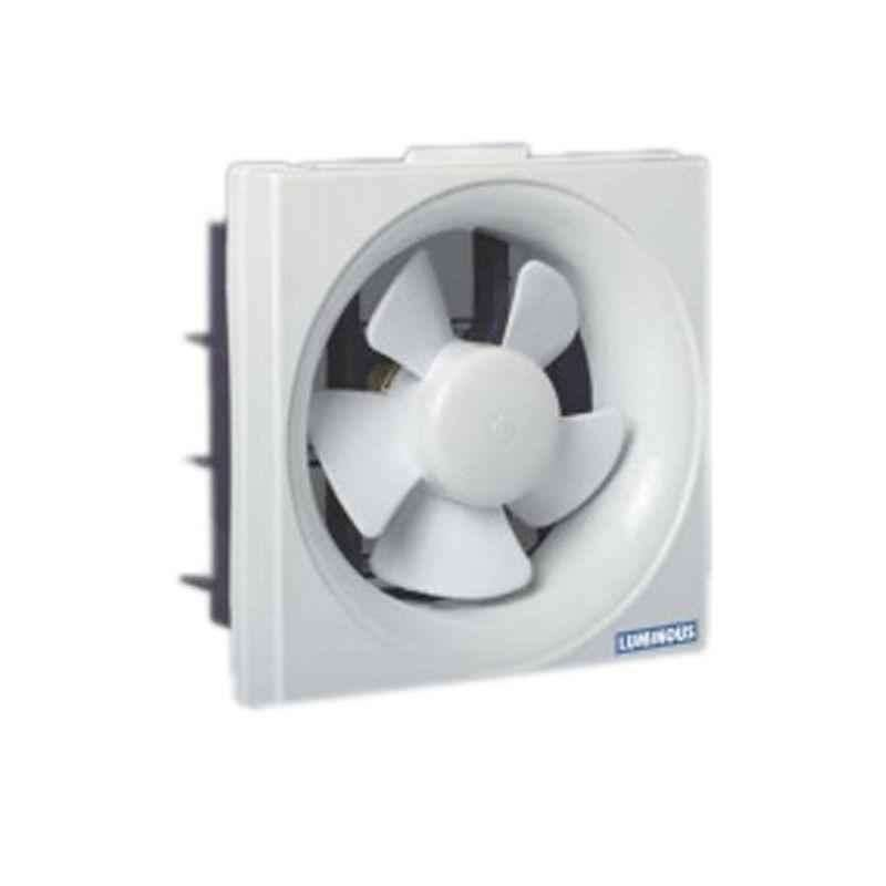 Luminous Vento Dlx-10 250mm White Ventilation Fan