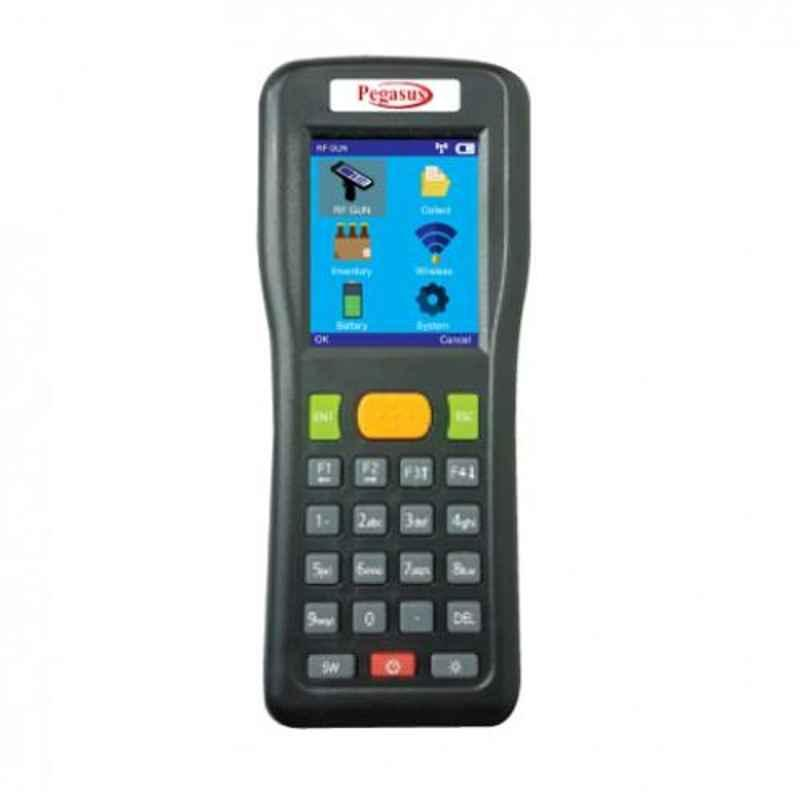Pegasus DC8050 CCD Linear Sensor Wireless Barcode Scanner with Screen
