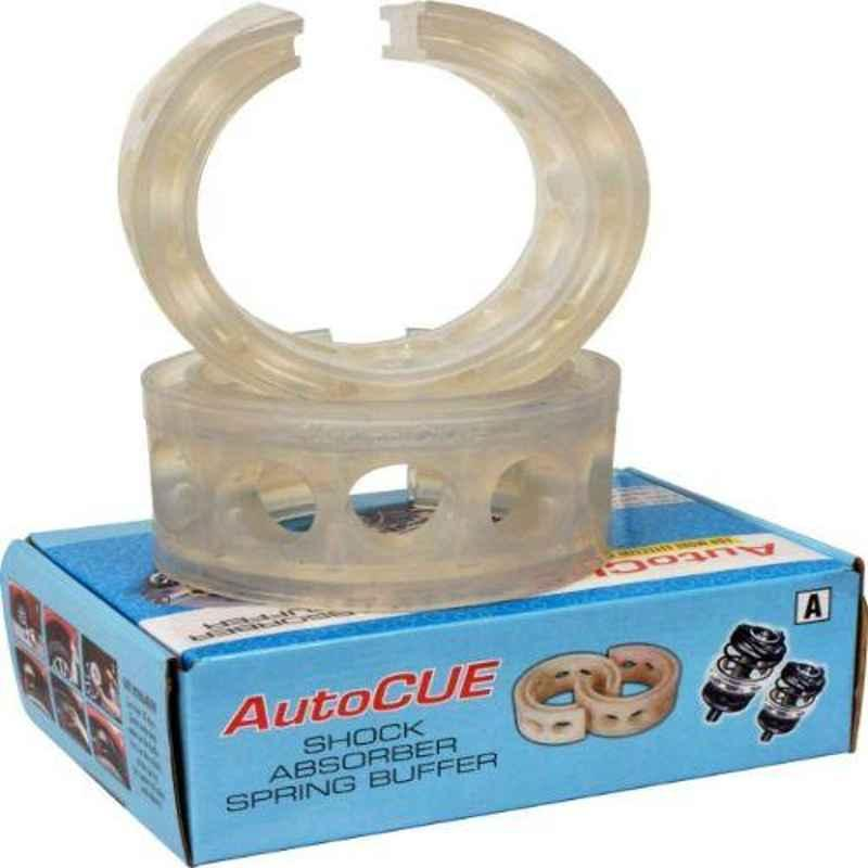 Autocue AC-4180 4 Pcs TPU Shock Absorber Spring Buffer Set for Maruti Swift Dzire