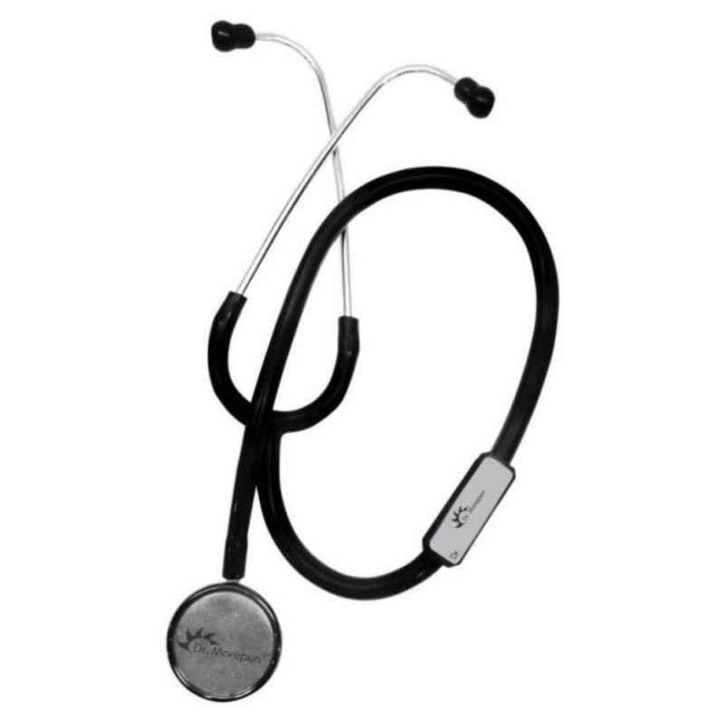 Dr Morepen ST-01 Grey Acoustic Stethoscope