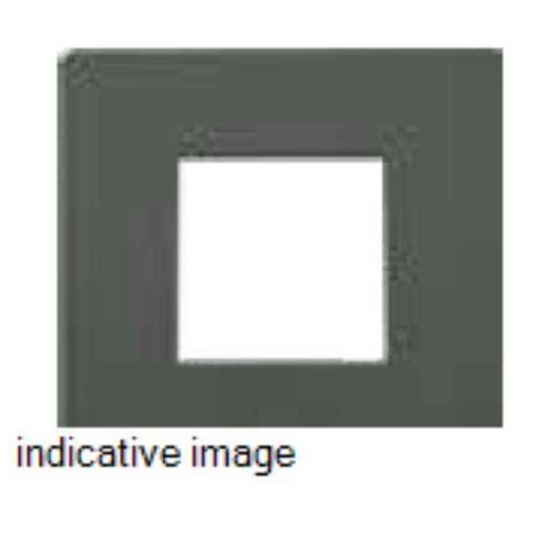 Schneider Opale 2 Module Green Oak Grid & Cover Plate, X0702_GO (Pack of 10)