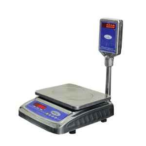 Metis 30kg Stainless Steel Counter Weighing Machine with 1 Year Warranty