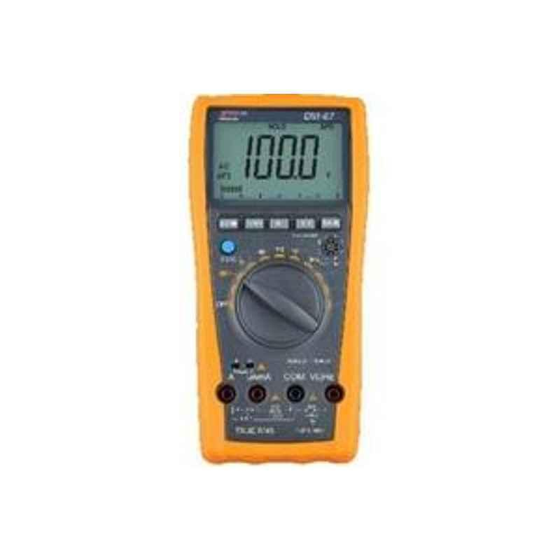 HTC DM-87 Digital Multimeter AC Voltage Range 0.1mV to 750V DM to 87