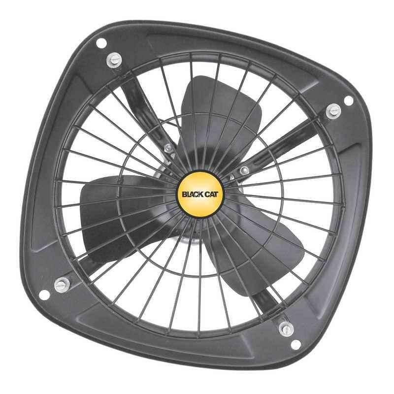 Black Cat 9 Inch Exhaust Fan, FH-009, Speed: 1400 rpm