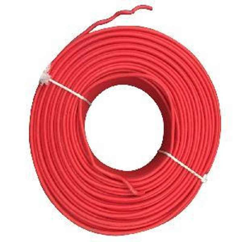Mayucab 1.5 mm Red PVC Insulated Cables 90 m
