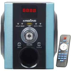 Krisons Buddy 2.0 Channel 4W Blue Bluetooth Home Theater