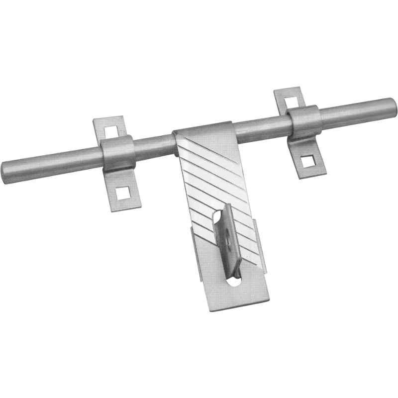 Smart Shophar 8 inch Stainless Steel Silver Fiero Aldrop, SHA40AL-FIER-SL08-P2 (Pack of 2)