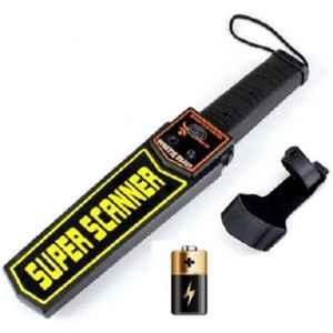 GSK Cut Portable Battery Operated Handheld Metal Detector