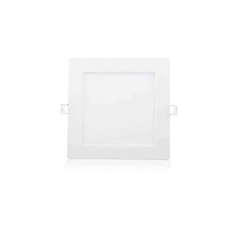 Syska Edge Lite 15W 4000K Flicker Free Square LED Panel Light, SSK-PAF-1506S-15W