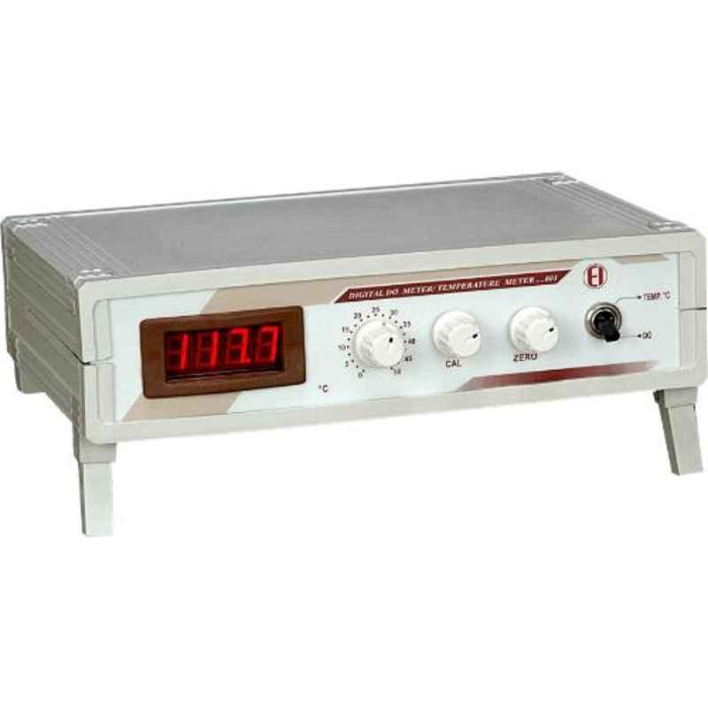 Electronics India Dissolved Oxygen Analyser Cum Temperature Indicator, 801