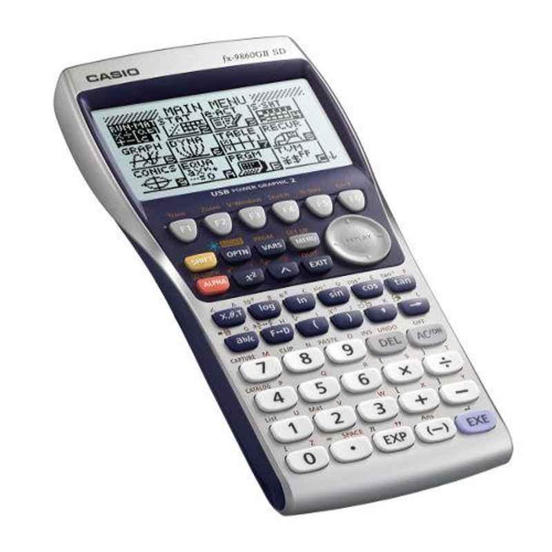 Casio FX-9860-GII 12 Digits Scientific Graphic Calculator