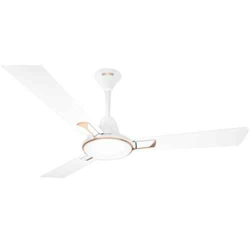 Buy Luminous Pinnacle Standard Range Mint White Ceiling Fan Sweep 1200 Mm Online At Best Price On Moglix