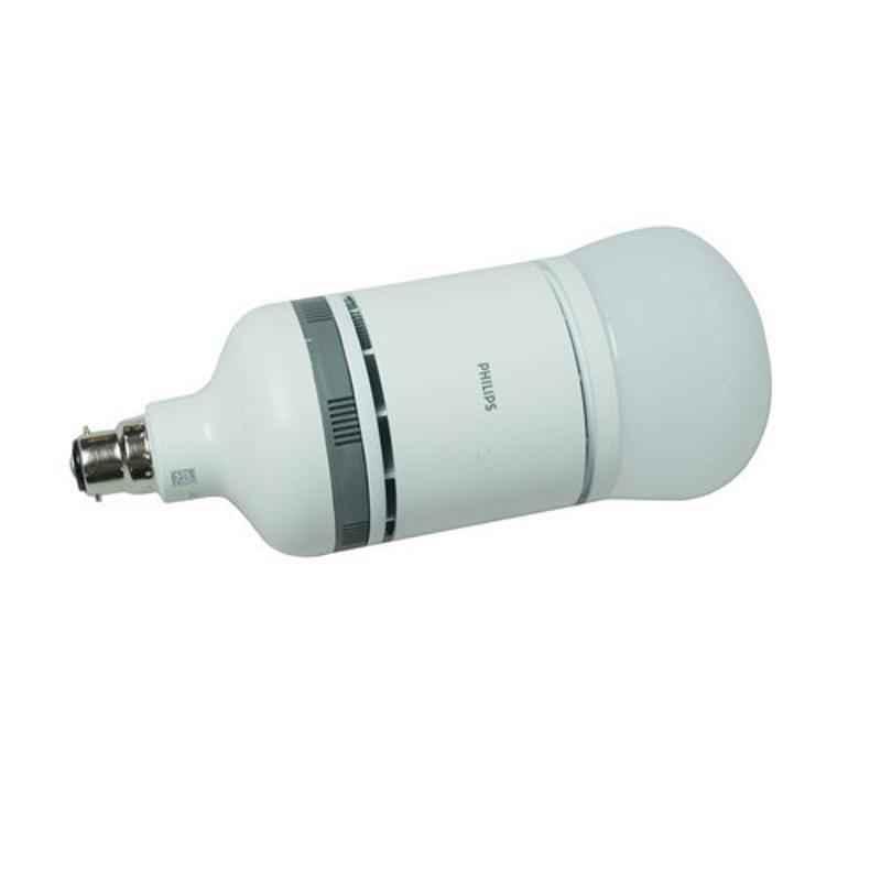 Philips Steller Bright 50W Cool Day White Standard B22 LED Bulb, 929002030213