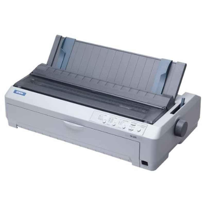 Epson FX-2175II White Dot Matrix Printer