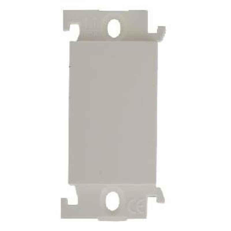 Legrand Mylinc 1 Module Blanking Plate - 6763 49