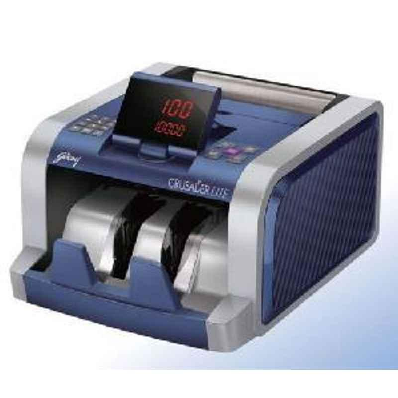 Xtraon Loose Note Counting Machine With Fake Note Detection Crusader Lite