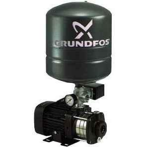 Grundfos CM5 0.9HP Booster Pressure Pump with 24L Tank, CM 5-4