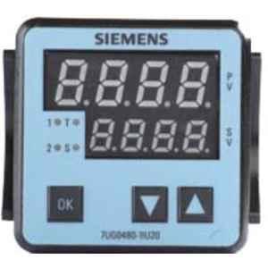 Siemens 5A Temperature Controlling Relay, 7UG04801IU20