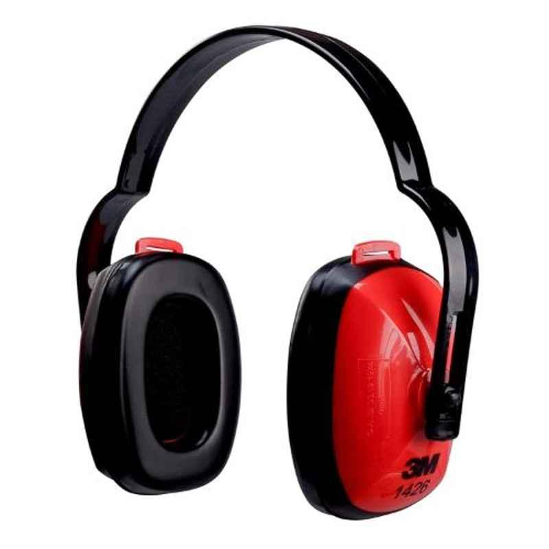 3 M Red Multi Position Ear Muff, 1426
