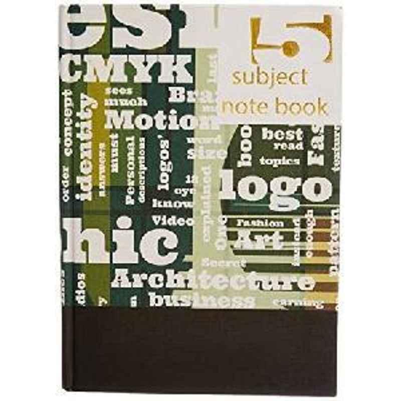 Nightingale Inscribe 5 Subject Notebook 16 pcs in Carton 088870