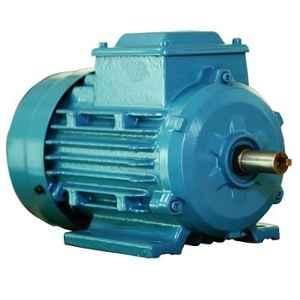 ABB M2BAX90LA4 IE2 3 Phase 1.5kW 2HP 415V 4 Pole Foot Mounted Cast Iron Induction Motor, 3GBA092510-ASCIN
