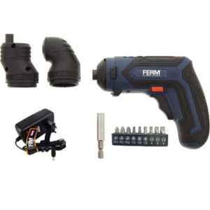 Ferm 4V Cordless Screw Driver Kit, CDM1135