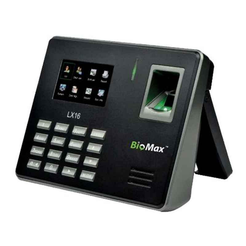 Biomax LX16 Finger Attendance System