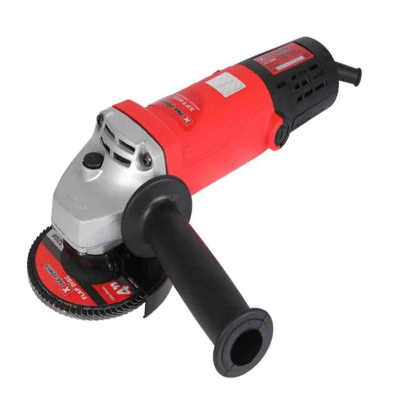 Xtra Power 4 Inch 720W Angle Grinder, XPT408