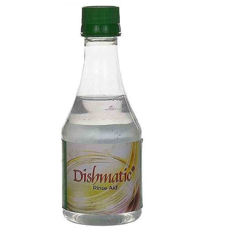 Dishmatic 200ml Auto Matic Dish Washer Rins Aid