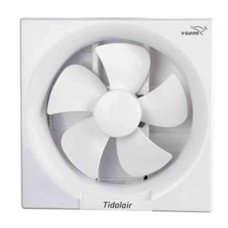 V-Guard Tidalair 40W White Air Ventilating Fan, Sweep: 25 cm