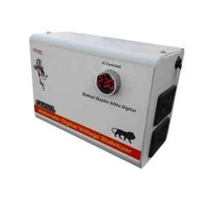 Rahul Dazler 600A 2A 600VA White Single Phase Digital Stabilizer