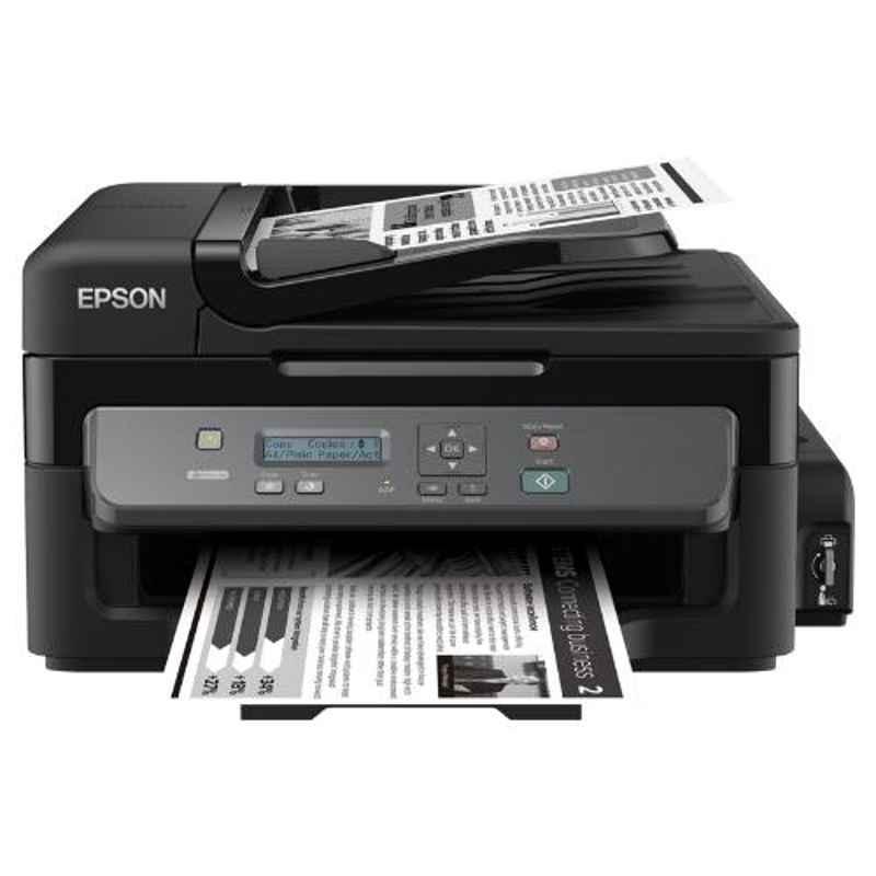 Epson EcoTank M205 Multifunction Black & White Printer with Wi-Fi