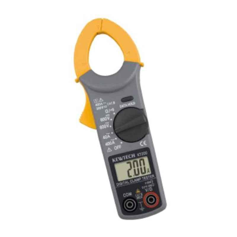 Kyoritsu KT200 AC Digital Clamp Meter