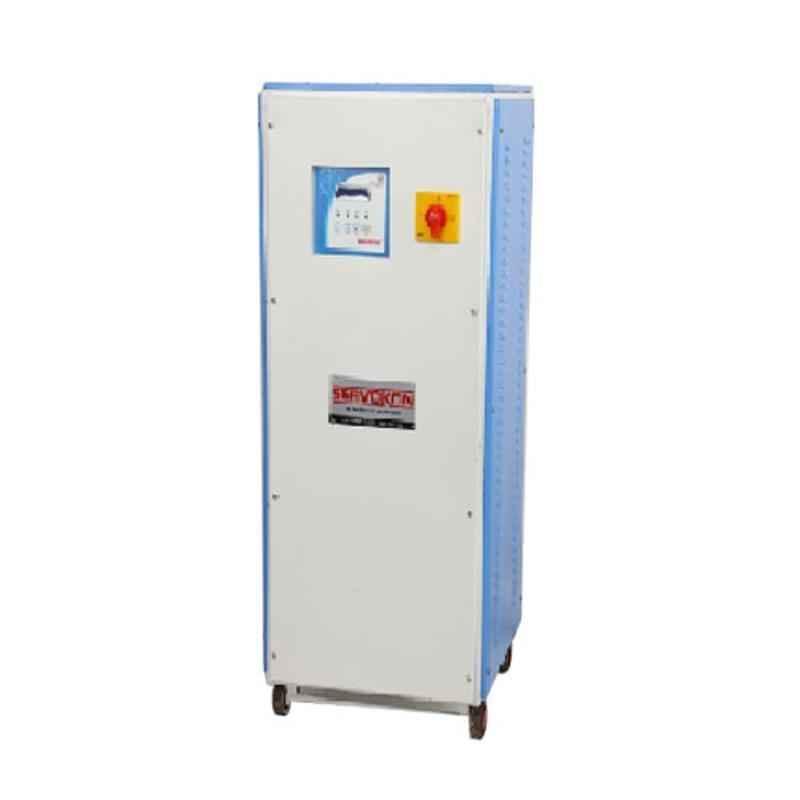 Servokon Servo 30kVA 340-460V Three Phase Air Cooled Voltage Stabilizer