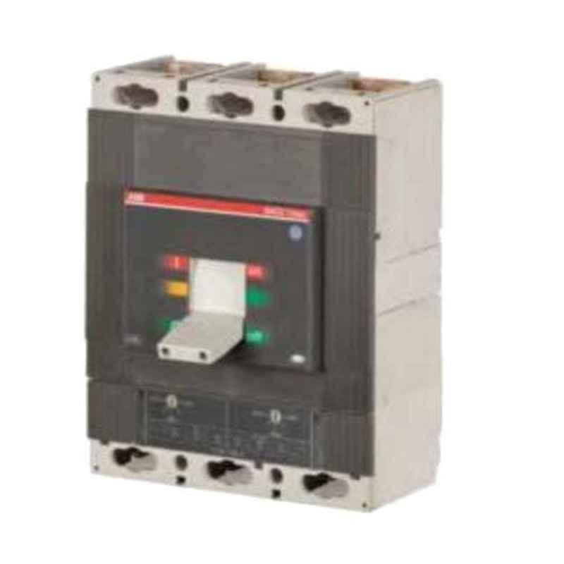 ABB 225A 70kA 3 Pole TMD XT4 250 Tmax Power Distribution Circuit Breaker, 1SDA068344R1