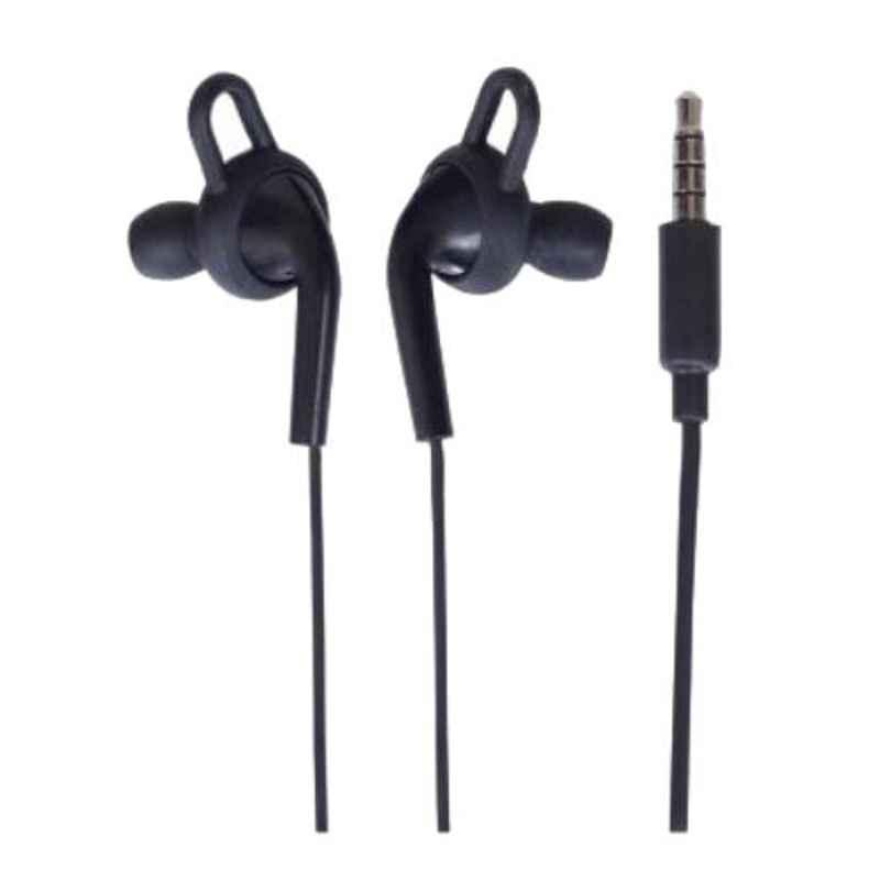 e-Ping 3.5mm Black Melody Extra Bass Earphone, EP-EP08