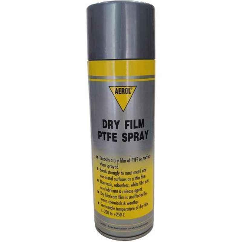 Aerol FM7701 485ml Dry Film PTFE Lubricant Spray (Pack of 24)