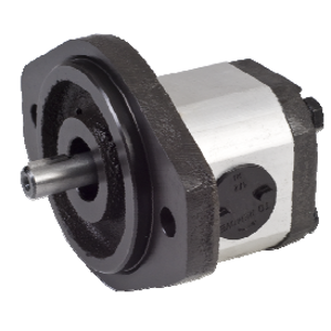 Yuken PGO-100-S-1-P-B-R Clockwise Rotary Gear Pump With Viton Seal