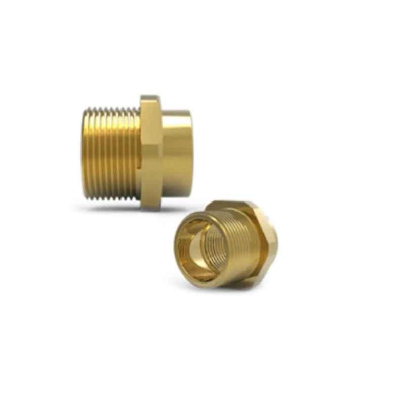 Hawke 476 M100xM110 Brass Male to Female Adaptor