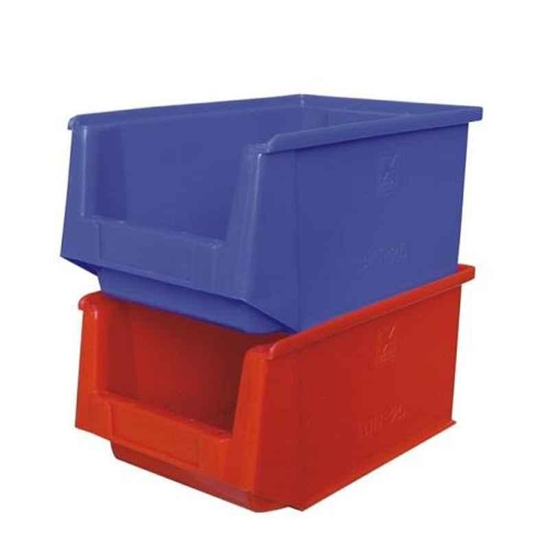Aristo BIN45 350x215x200mm HDPE Blue FPO Storage Bin