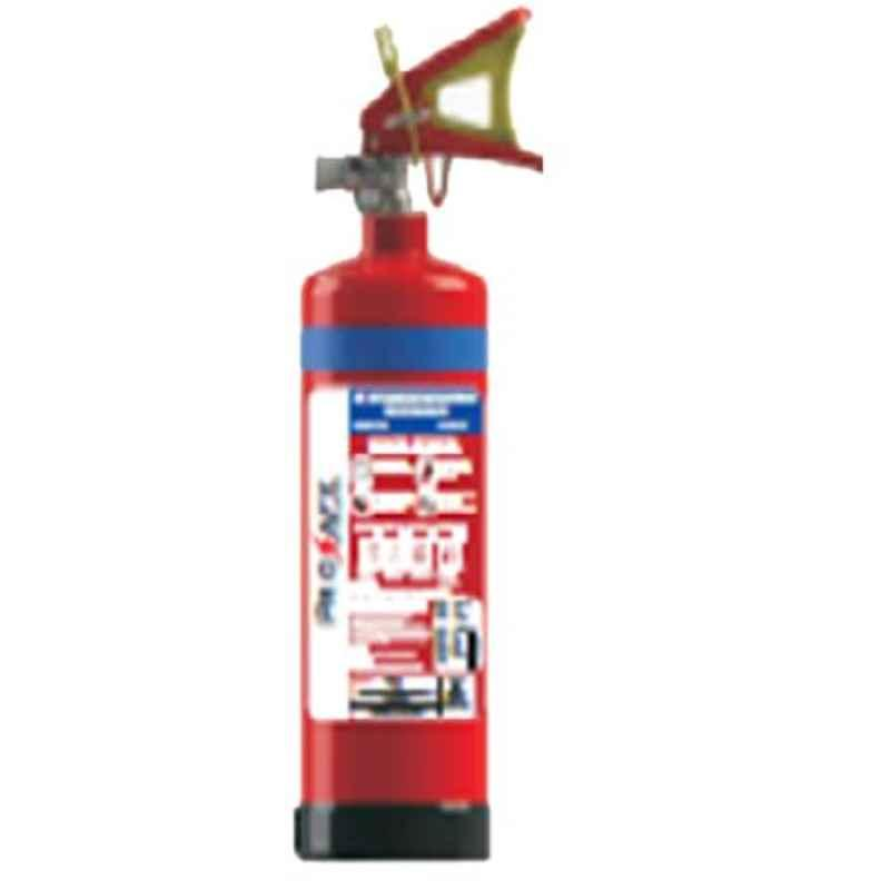 Prosafe 2kg Clean Agent Stored Pressured Fire Extinguisher with ISI Mark, PRPQCA-2