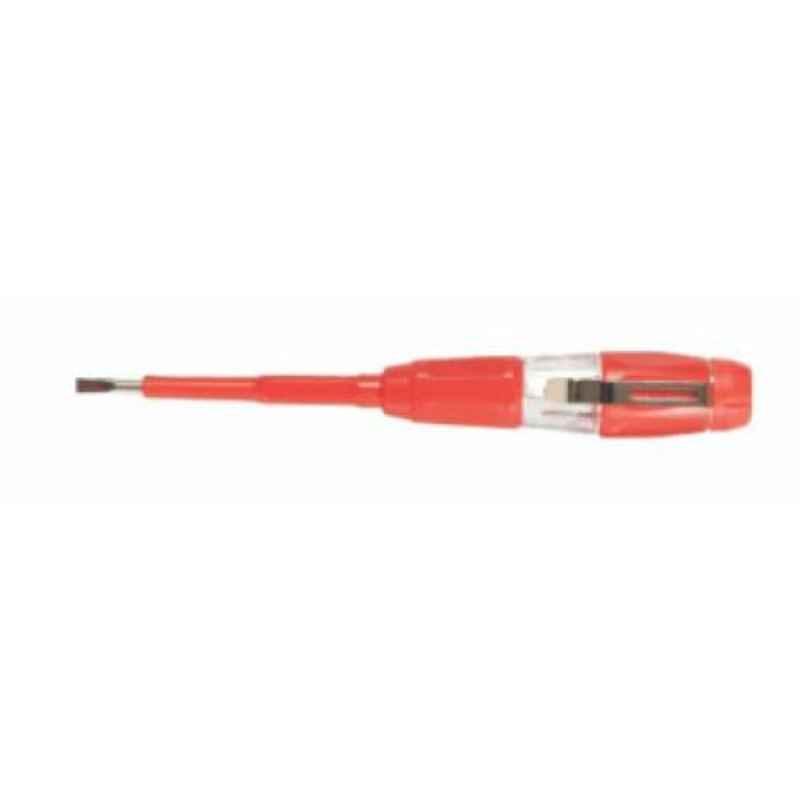 Baum 175mm Professional Single Pole Voltage Tester, Art-319 (Pack of 6)