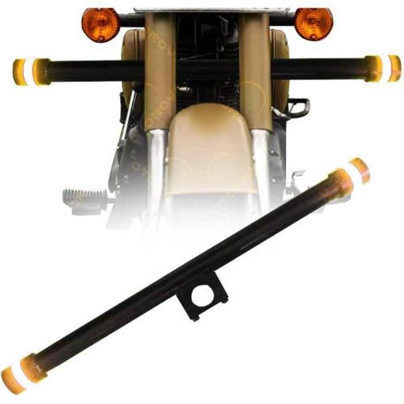 Otoroys OTO-LL21 Customized Heavy Metal Single Rod Leg Guard