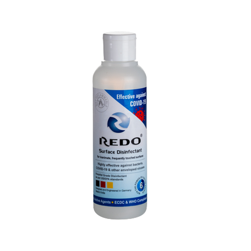 Redo 200ml Surface Disinfection Flip Cap Bottle