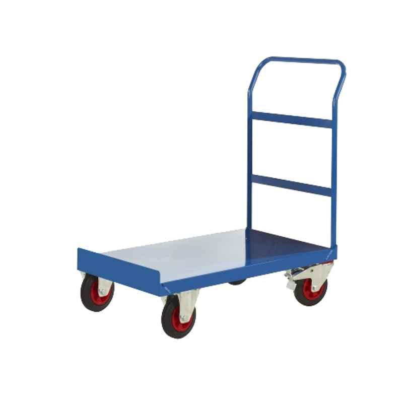 Suwas 80x60x15cm Stainless Steel Platform Trolley, SU-PT-002