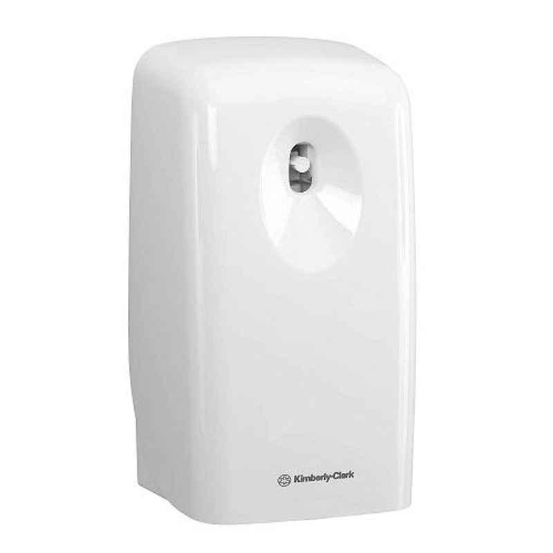 Kimberly-Clark White ABS Aquarius Air Freshener Dispenser, 69940