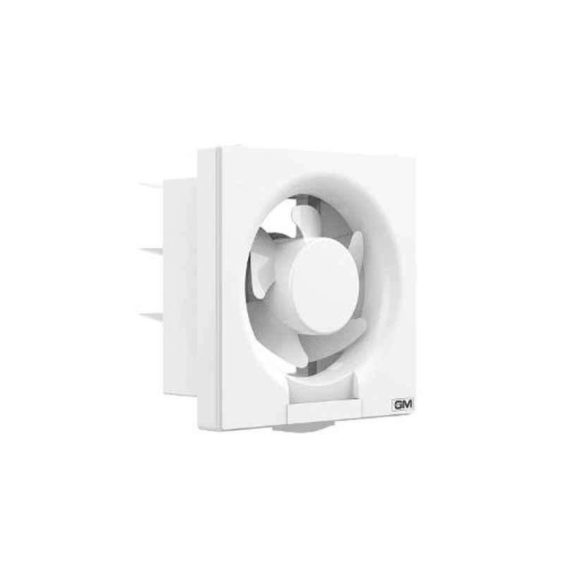 GM Eco Air 29W White Ventilation Fan, VFB060014WHGL, Sweep: 150 mm