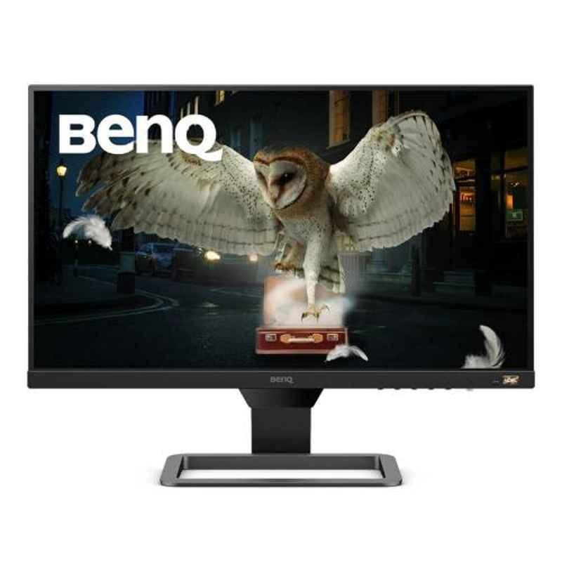 BenQ EW2480 23.8 inch Black & Metallic Grey FHD HDR Gaming LED Monitor